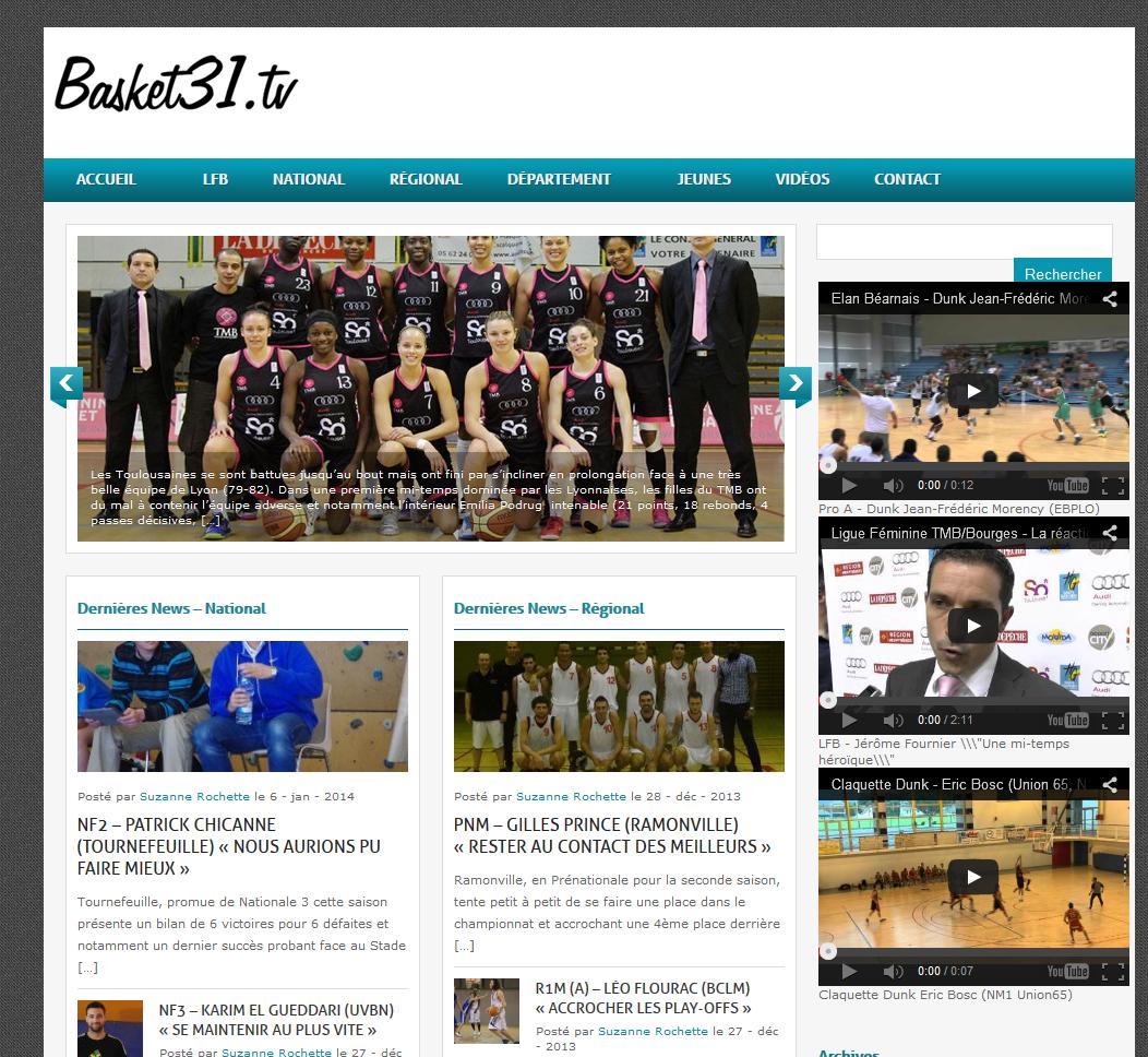 site basket31.tv